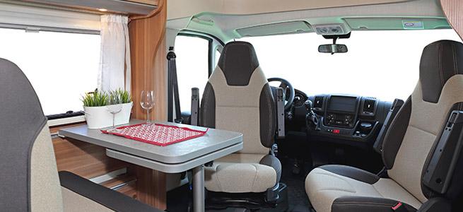 Motorhome Upholstery Regal Furnishings